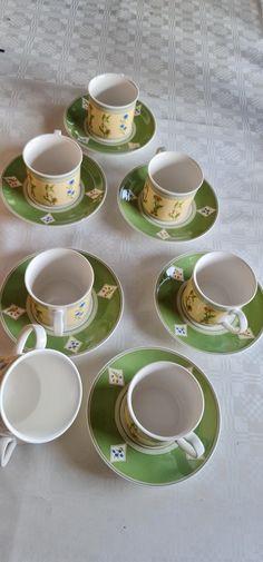 "Villeroy and Boch ""Eden"" | FINN.no Fine Porcelain, Tableware, Dinnerware, Tablewares, Dishes, Place Settings"
