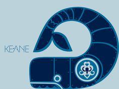 Keane - Under the Iron Sea's Fastastic Decoration of Design (25)