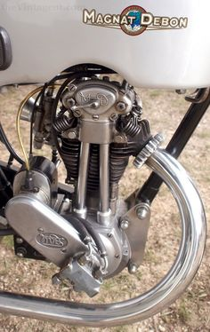 Magnat Debon - a French motorcycle