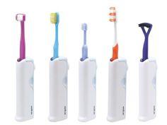 いつも使っている歯ブラシを音波電動歯ブラシにできる「ソニックオール」 - 家電 Watch