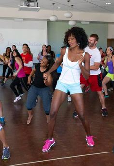 Via Serena & Venus Williams Fans  · July 15   @EleVen by Venus: The body needs to move everyday to bring circulation & energy flow - #fitness
