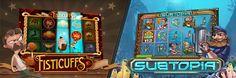 Lyckoskrapets senaste spelnyheter:   - Fisticuffs  - Subtopia  Läs mera om våra nyhetsspel i vår blogg: http://blog.lyckoskrapet.com/2014/02/03/boxa-med-stil-i-nya-fisticuffs/