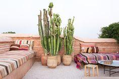 Minimal Moroccan Design