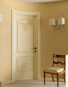 S.CANTOSI 712M/QQ/A/CP Pant. A S. Cantosi© Classic Wood Interior Doors   Italian Luxury Interior Doors   New Design Porte '700