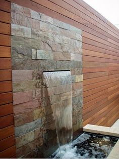 15 Exclusive Backyard Waterfall Fountain You Would Like to See Again
