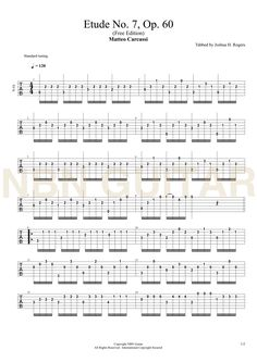 Jose Ferrer 11 Easy Spanish Guitar Solos In Standard