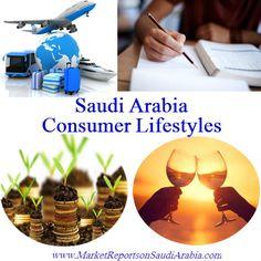 #ConsumerLifestyles in #SaudiArabia
