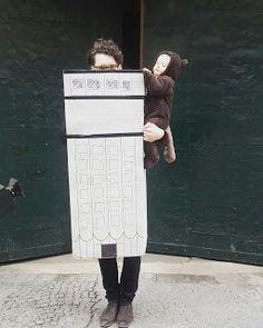 King Kong Halloween Costume Baby DIY