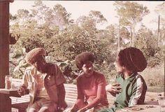 **Bob Marley** & Hon. Olivia Grange. More fantastic pictures, music and videos of *Robert Nesta Marley* on: https://de.pinterest.com/ReggaeHeart/