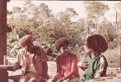 **Bob Marley** & Hon. Olivia Grange. More fantastic pictures, music and videos of *Robert Nesta Marley* on: https://de.pinterest.com/ReggaeHeart/