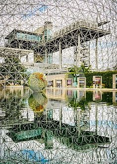 The Biosphere, Montreal editorial photo. Image of architectural - 100870206 Montreal, Small Basin, Flower Making, Futuristic, Places To Visit, Architecture, Metal, Flowers, Image