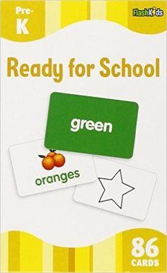 Ready for School Pre