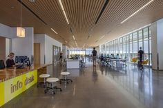 Gallery of Central New Mexico Community College Westside 1 Building / Gould Evans - 14