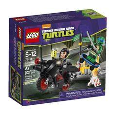 LEGO Ninja Turtles 79118 Karai Bike Escape Building Set LEGO http://www.amazon.com/dp/B00IRZT7KE/ref=cm_sw_r_pi_dp_NBmbub12AQ8PF