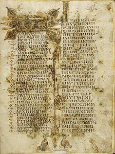 Según un antiguo manuscrito egipcio, Jesucristo podía cambiar de formas e incluso volverse invisible | Blog de Noticias - Yahoo! Noticias