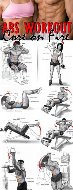 These lower abs exercises will fire up your core! You need to exhaust your abs by lifting a heavy load in a short, intense workout. Do this move superset workout just once a week to get a lean, hard and sculpted set of abs. Firm your deep ab muscles to sh Sixpack Abs Workout, Ab Workout Men, Abs Workout Routines, At Home Workout Plan, At Home Workouts, Workout Circuit, Roller Workout, Ab Roller, Workout Diet