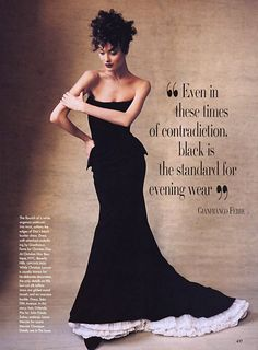 """Shalom Harlow """" Isn't It Romantic ? """" by Irving Penn Vogue US March 1996"""
