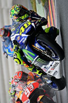 Valentino Rossi # 46 Sachsenring GP Germany