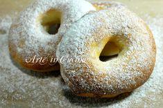 Ciambelle di pan brioches