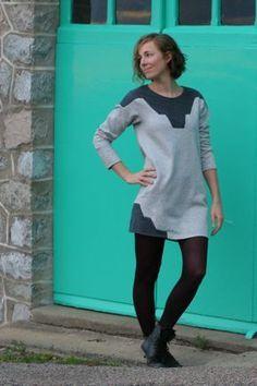 Zircon Sweater/Dress - Paprika patterns
