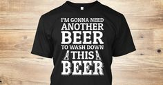 Do You Love Beer ?? You Will Love iT,, Get Yours Now.. ;) http://teespring.com/beer_new
