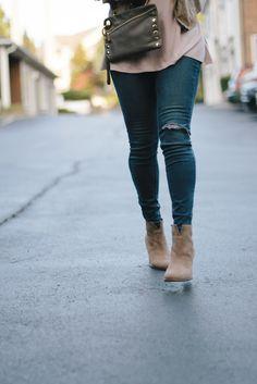 Fall Booties | Urban Blonde