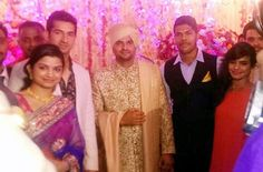 Suresh Raina Tied the Knot with Childhood Friend Priyanka
