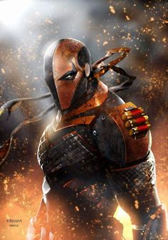 Deathstroke by Tyler Kirkham, Tony Moy & PH Fuller