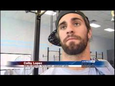 2014 08 01 WWE Seth Rollins visits QC crossfit gym in Moline Nick Morrill Head trainer - YouTube