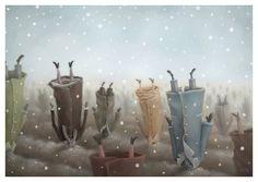 "turecepcja: ""Illustration by Pete Revenkorpi, artist from Finland """