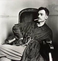 Irving Penn, Balthus, Paris, 1948.....so is it weird i find him attractive? lol XD