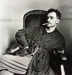 Irving Penn, Balthus, Paris, 1948