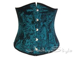 Lace Underbust Corset Women's Sexy Bones Waist by JackyStyle, $19.99