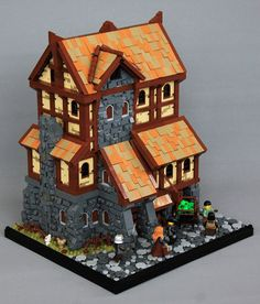 390 Best Lego Medieval Houses Images In 2019 Lego Home Lego