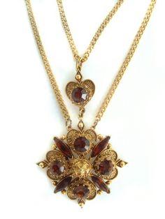 Florenza Double Chain Necklace