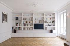 Appartement C | Atelier Ferret Architectures - Equipements sportifs, culturels et logements
