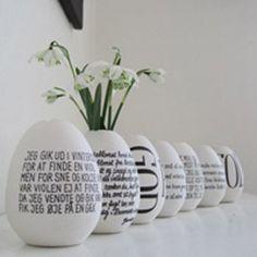 Idées créatives spéciales Pâques