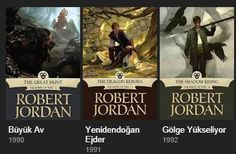 Zaman Çarkı Serisi – Robert Jordan (EPUB)