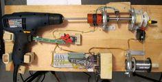 Arduino Hand Drill