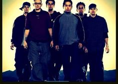 LINKIN PARK best band in the history of ever...