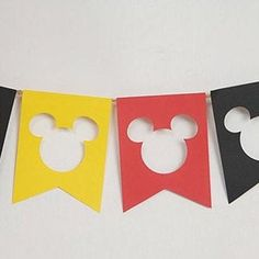 N Y added a photo of their purchase Mickey Mouse Classroom, Mickey Mouse Birthday Decorations, Mickey Mouse Crafts, Theme Mickey, Fiesta Mickey Mouse, Mickey Mouse Bday, Mickey Mouse Clubhouse Birthday, Mickey Mouse Parties, Mickey Party