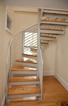 Staircase Photos Attic Renovation Ideas Design, Pictures, Remodel, Decor and Ideas - page 23 Attic Loft, Attic Rooms, Attic Spaces, Attic Office, Attic Playroom, Attic Library, Garage Attic, Attic Ladder, Attic Window