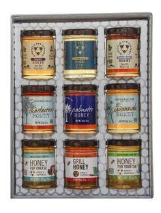 Savannah Bee Company book of honey