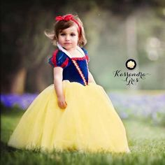 Princesas Disney: 4 bonitos disfraces para niñas Disfraces de Halloween y Carnaval: disfraces para niñas de las Princesas Disney. Disfraces caseros de Rapunzel, Blancanieves, La Sirenita...
