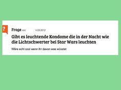 """Man wird ja wohl noch fragen dürfen! Die 15 dümmsten Fragen aus gutefrage.net - Der kleine """"Star Wars""""-Ratgeber"""