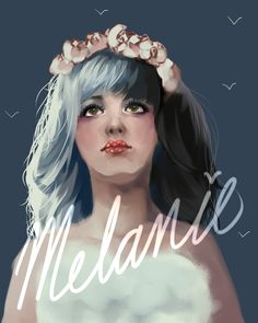 Hey Girl Open your Walls Play with your Dolls We'll Be a Perfect FamilyA fan art of Melanie Martinez, as seen on her music video Dollhouse A singer I di. Cry Baby, Melanie Martinez Drawings, Crybaby Melanie Martinez, Wattpad, Pop Singers, Hey Girl, Lady And Gentlemen, Girls Generation, Music Songs