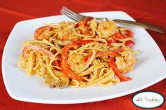 cajun shrimp pasta in cream sauce   Meet the Dubiens