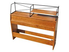 Machine Age – New England's Largest Selection of Mid-20th Century Modern Furniture | Twin-Size Planner Group Headboard by Paul McCobb for Wi...
