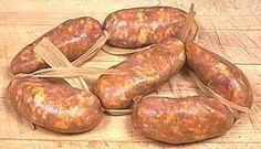 Salavidoran Chorizo recipe - Can be sliced before frying if desired but can still be crumbled easily.