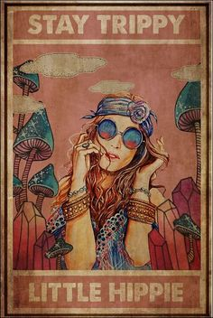 Happy Hippie, Hippie Life, Hippie Art, Hippie Style, Hippie Wallpaper, Trippy Wallpaper, Hippie Posters, Estilo Hippie, Psychedelic Art